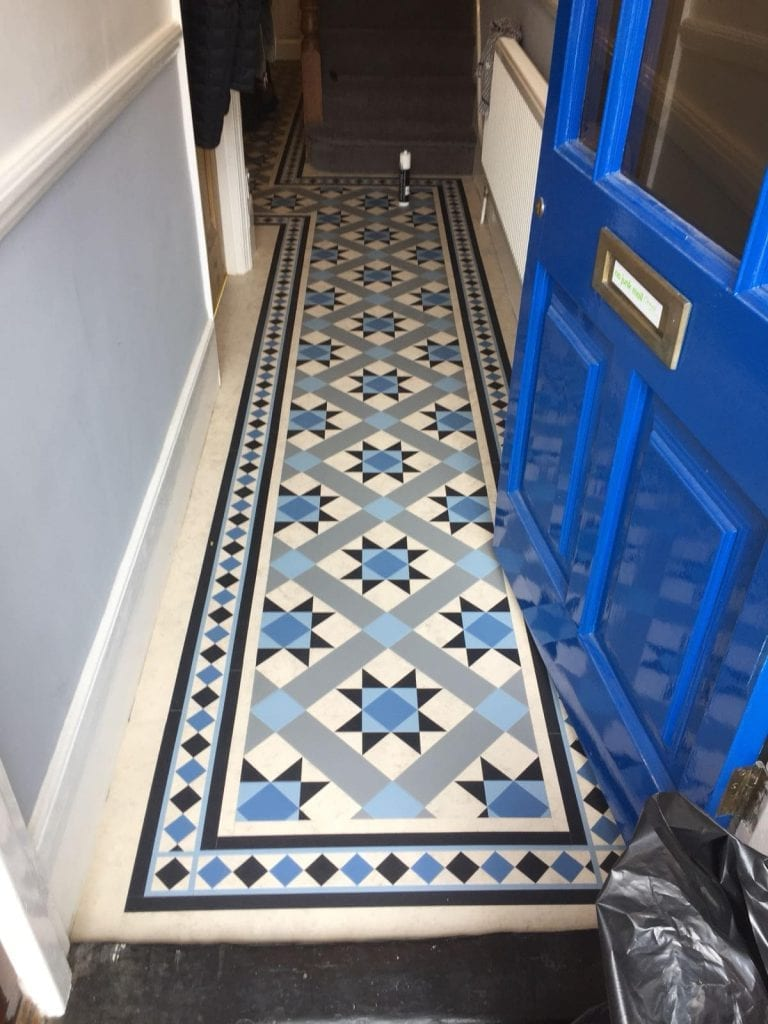 Decorative Amtico flooring