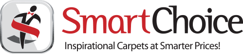 Smart choice carpets logo