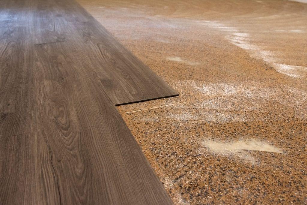 Amtico flooring Wansdworth